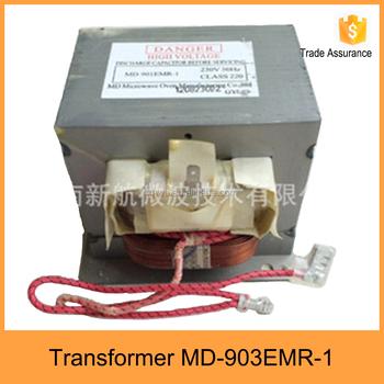 Microwave High Voltage Transformer Md-903emr-1 - Buy Microwave