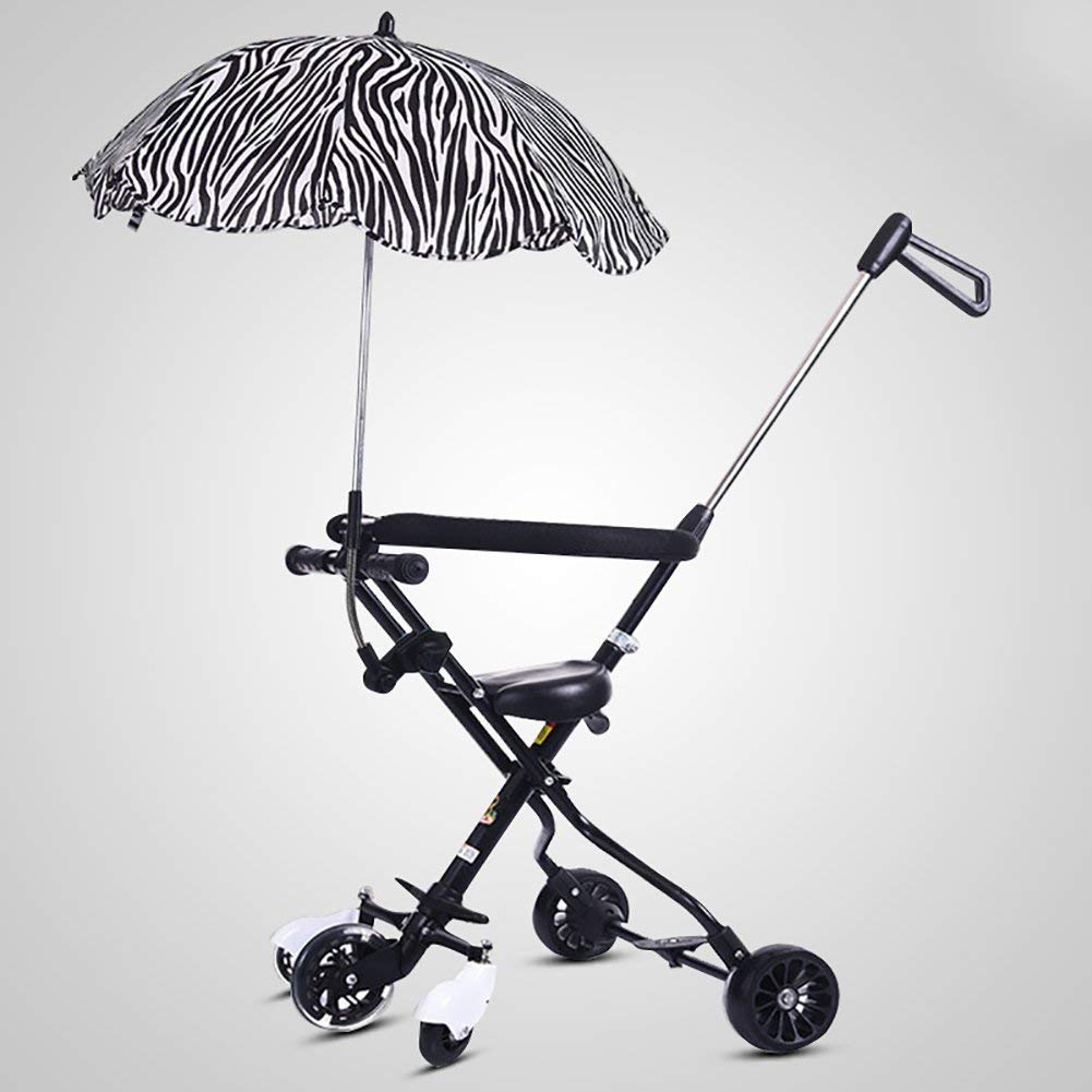 Toddler Stroller Umbrella Buy Tricycle Baby Trolley Trike Folding Slippery Baby