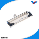 Customized iron 100mm board clip with corner
