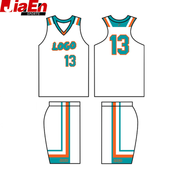 Clearance Basketball Uniforms Plain White And Green Basketball