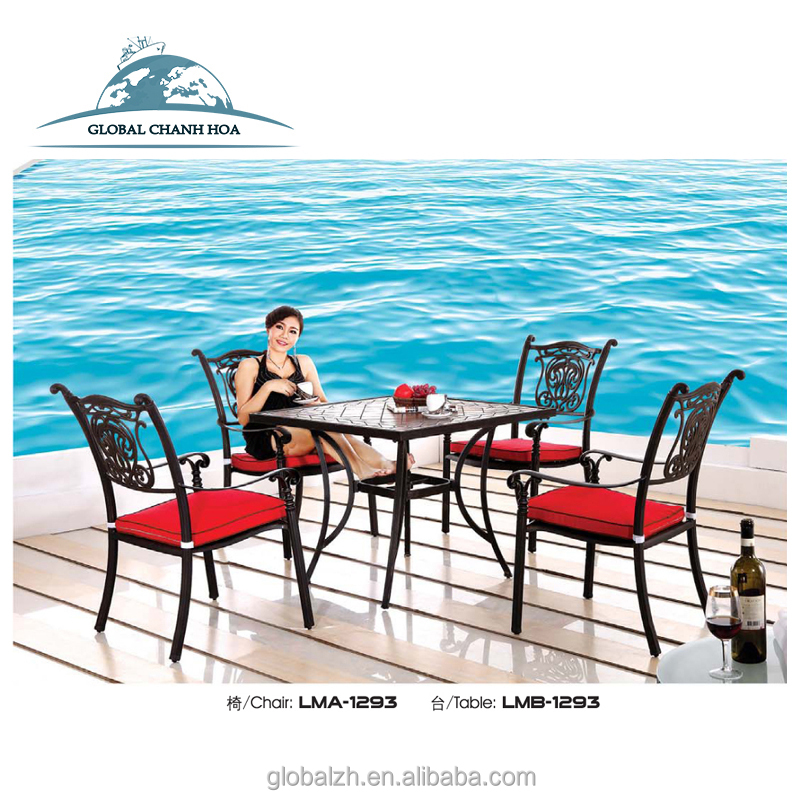 Good Living Global Outdoor Furniture. living accents