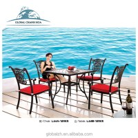 Good Living Global Outdoor Furniture. living accents ...