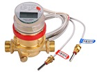 Multi jet mechanical heat meter, M-BUS, RS-485, Pulse output for option