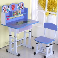 Used School Furniture Daycare Cartoon Picture Kids Study ...