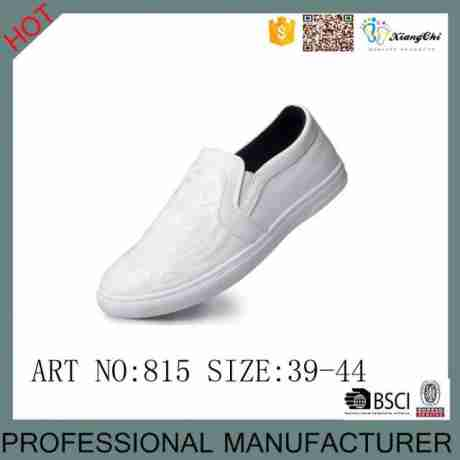 Wholesale Fashion trend High quality men slip on shoes guys casual shoes