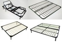Hot Sale Wood Slats Strengthen Chinese Style Bed Frames Vt ...