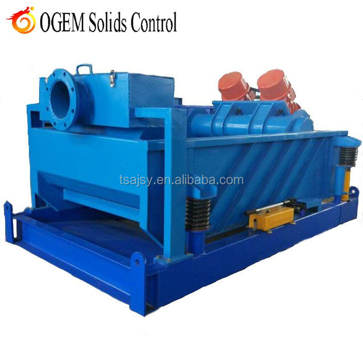 Oilfield Drilling Fluid Solids Control Shale Shakers - Buy Drilling