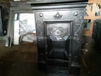 Metal Fireplace - Buy Fireplace Insert,Metal Wood Burning ...