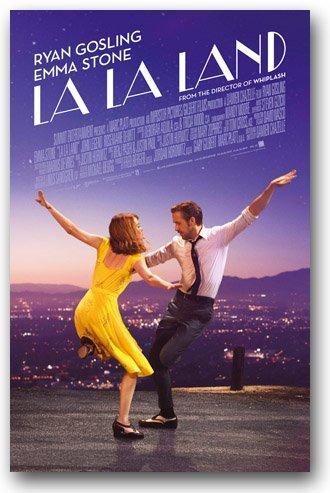 Buy La La Land Poster - Movie Promo Flyer 11 x 17 LaLa Musical