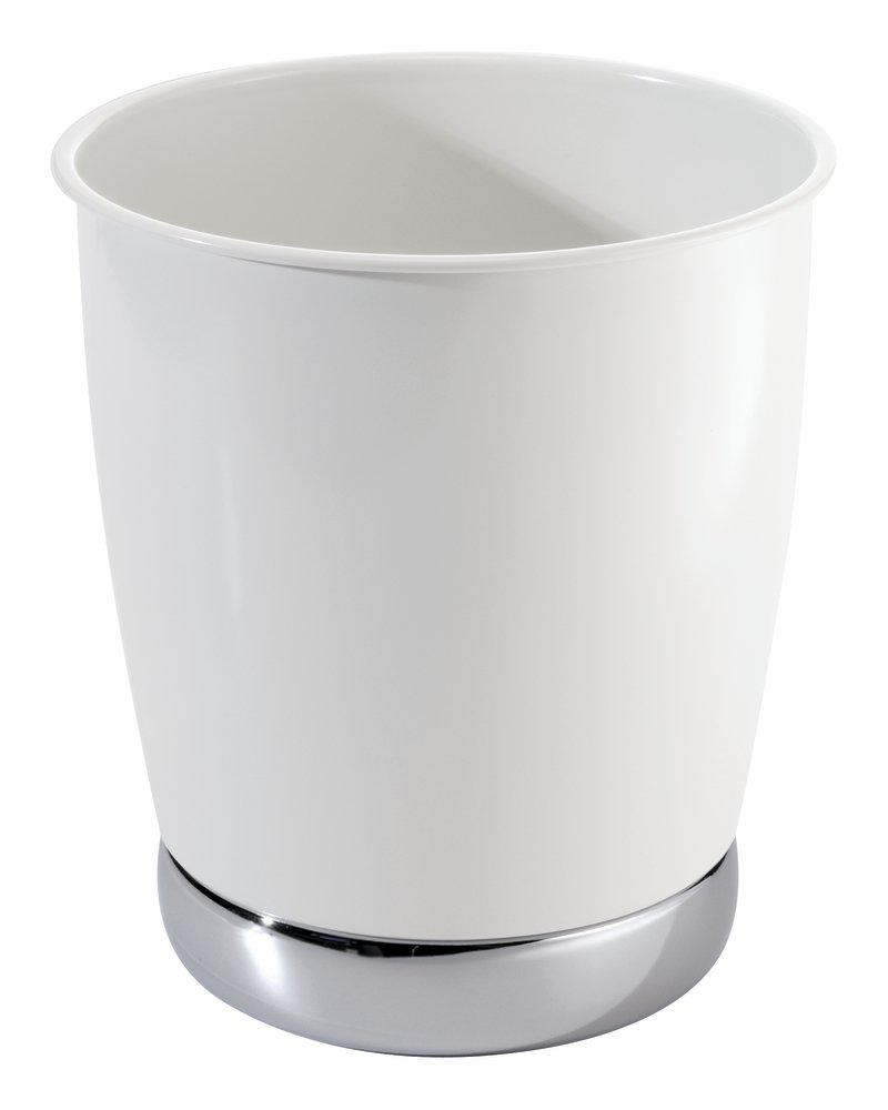Small White Trash Can With Lid Cheap White Metal Trash Can Find White Metal Trash Can Deals On