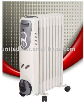 Oil Filled Radiator Heater Electric Wall Oil Filled