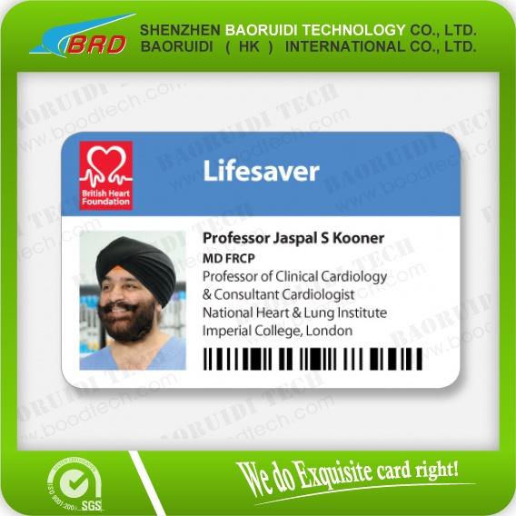 Sample Pvc Card Sample Smart Card Sample Facebook Id Card - Buy - sample id cards