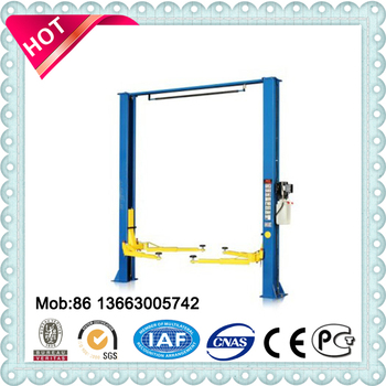 Best Car Lifts,Car Scissor Lift,Two Post Hydraulic Two Sides Manual