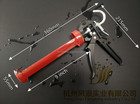 Professional Sealant Caulking Gun/ Adhesive Silicone Gun/ Construction hand tools