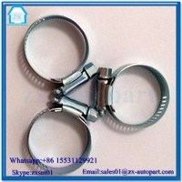Zebra Type Hose Clamp - Buy Types Of Hose Clamps,German ...