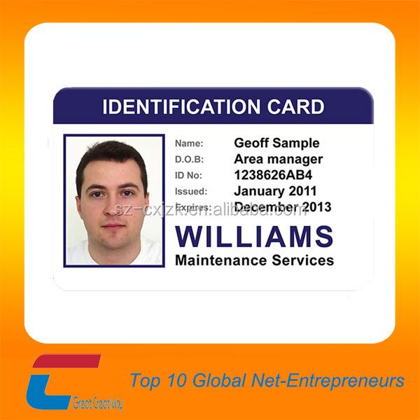Student Identification Card teacher/student id card maker- easy and - student identification card
