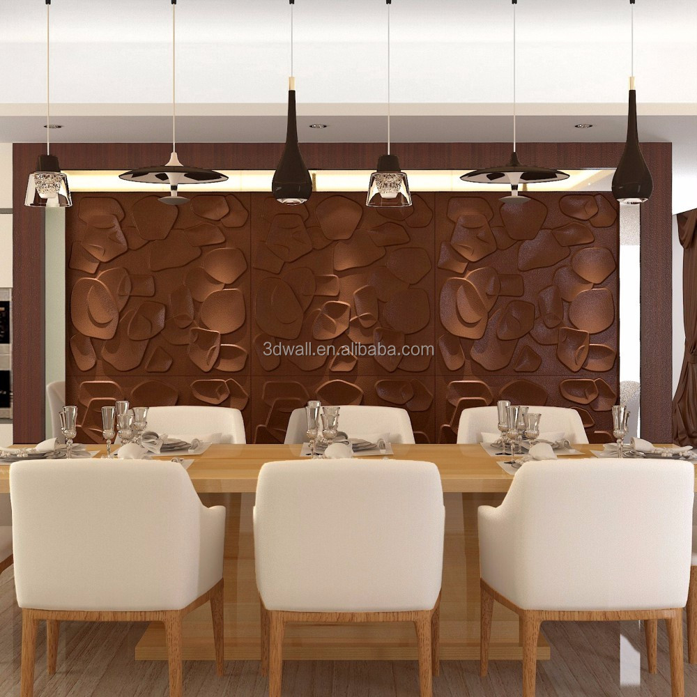 3d Wall Decor High Quality Interior Wall Decor 3d Mdf Wainscot Panel Buy Mdf Wainscot Panel Mdf Paneling For Walls 3d Decoration Stone Wall Panel Product On