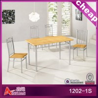 Wood New Design Malaysian Oak Dining Room Tables