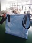 hot sale 1500kg jumbo bag flat bottom plastic bags