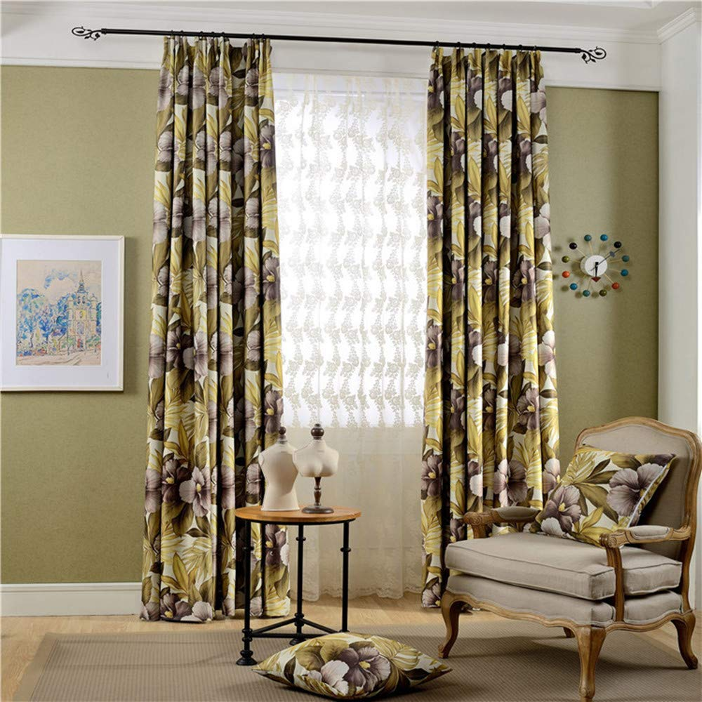 102 Inch Curtains Cheap Floral Grommet Curtains Find Floral Grommet Curtains Deals