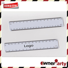 Advertising Promotional Gifts Plastic ruler 6 inches rulers for students
