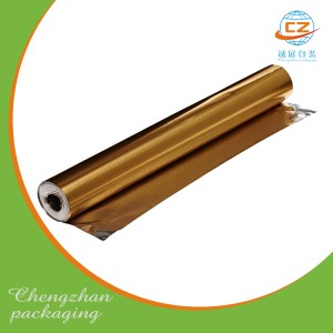 Aluminum household kitchen cooking foil paper for food packaging