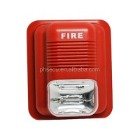 Fire Alarm Horn With Strobe Light Lamp - Buy Light And ...
