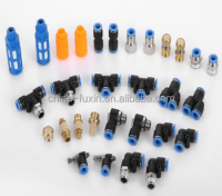 T Type Air Hose Quick Connector Pneumatic Fittings ...