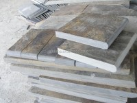 Rusty Slate Bullnose Edge Stone For Pool Stairs - Buy Pool ...