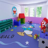 Kids Room Cartoon Vinyl Flooring - Buy Kids Room Vinyl ...