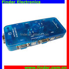 4 Port USB automatic/Auto KVM switch