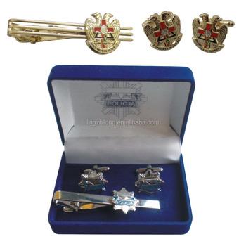 Make Your Own Tie Clip Men Jewelry Custom Cufflinks Tie