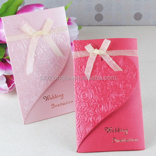 Handmade Wedding Card Design Wedding Party Invitation - Buy Wedding - Best Of Handmade Formal Invitation Card