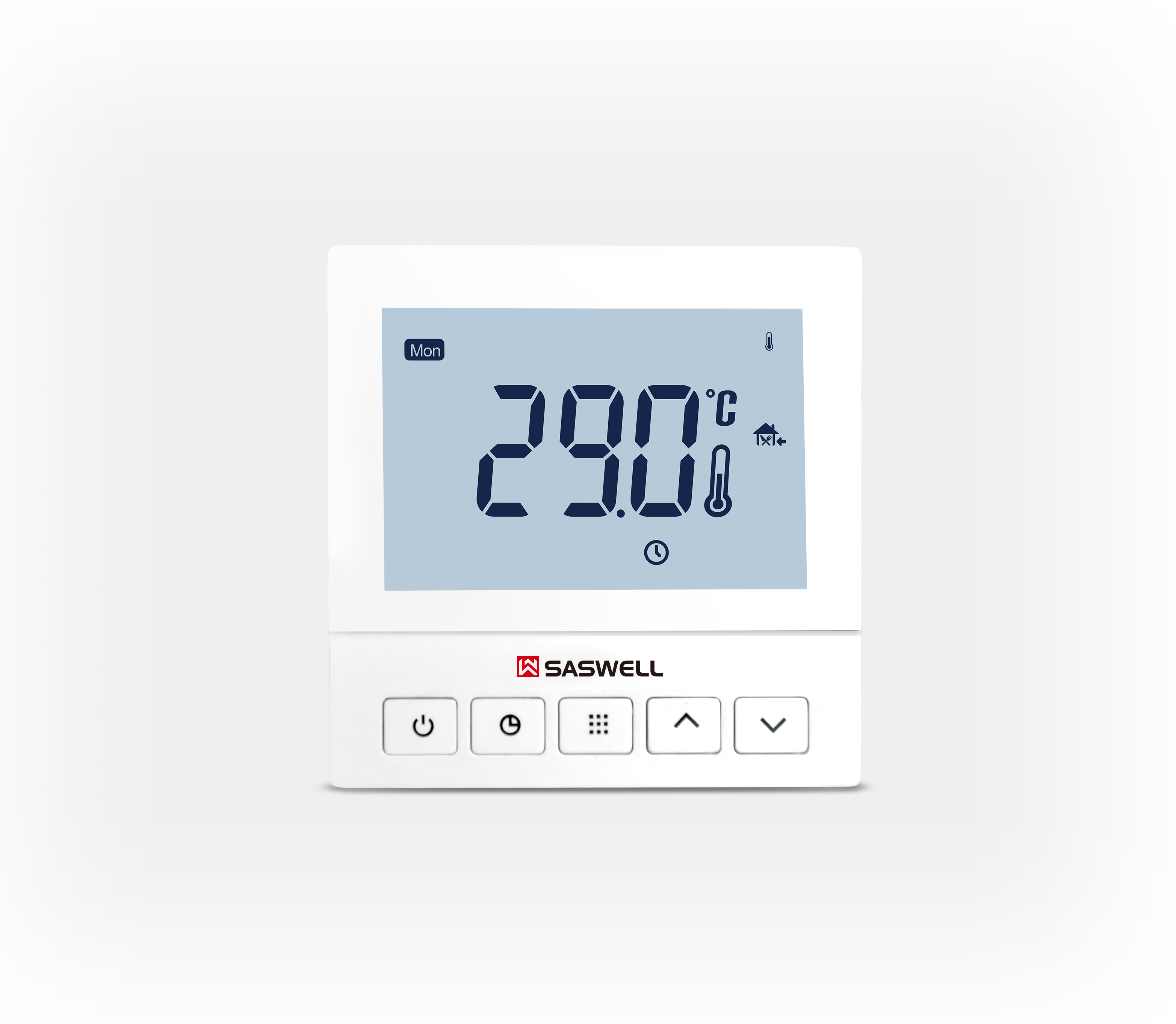 Heating Thermostat Wifi Programmable Electric Underfloor Heating Thermostat View Underfloor Heating Thermostat Saswell Product Details From Shenzhen Saswell Technology