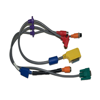 Network Cable Assembly Computer Wire Harness - Buy Computer