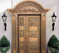 New Design Professional Steel Door With Many Function ...