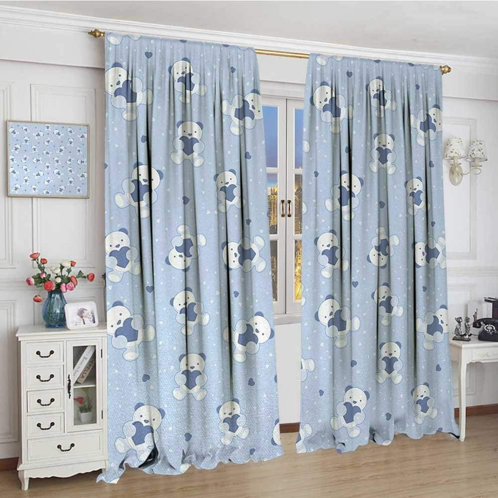 Boys Nursery Curtains Cheap Blue Baby Curtains Find Blue Baby Curtains Deals On Line At