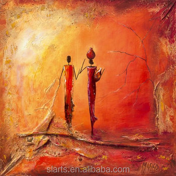 Ballet Quotes Wallpaper African Women Abstract Oil Painting Buy Handmade Oil