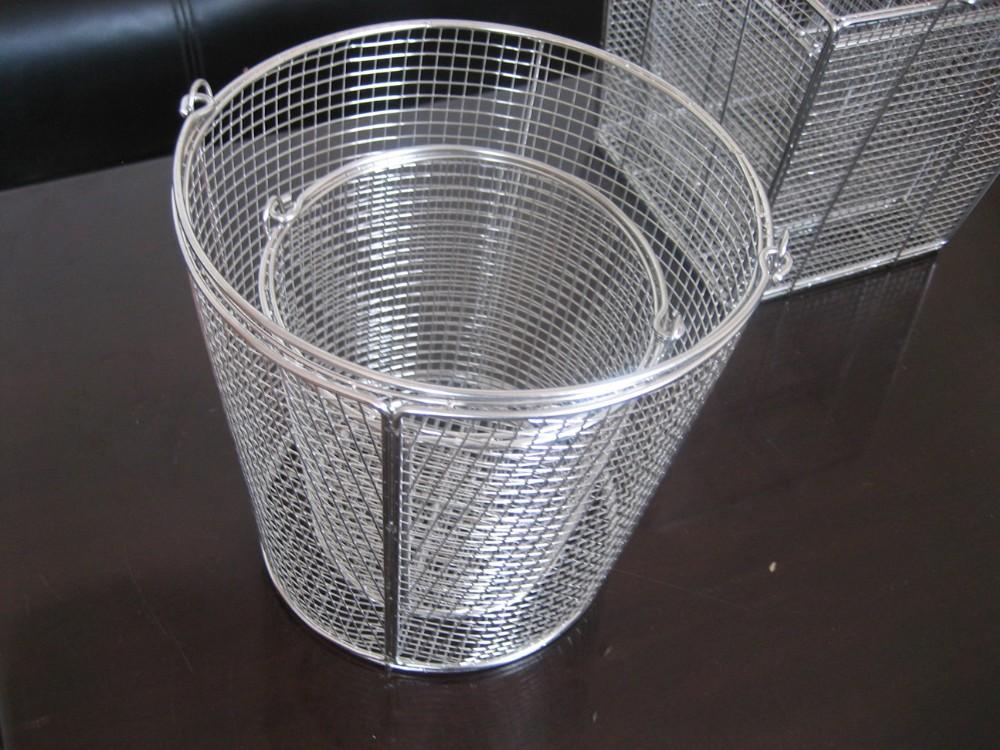 Hexagonal Gabion Stainless Steel Wire Mesh Basket Box