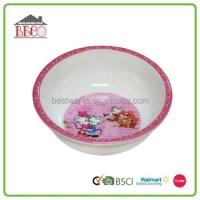 Outdoor Dinnerware Plastic Kids Small Plastic Bowl - Buy ...