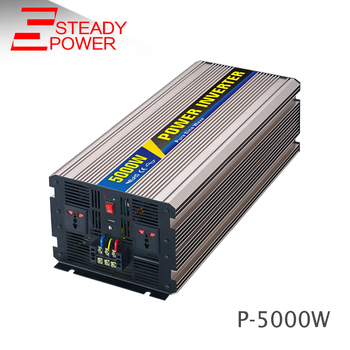 Hot Sell Converter 5kw Car Power Inverter Dc 12v Ac 220v Circuit