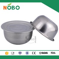 Made In China Stainless Steel Mixing Bowl With Lid - Buy ...