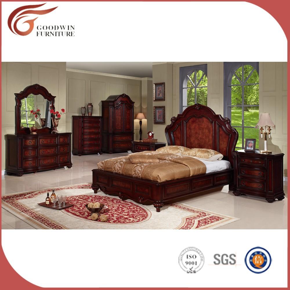 Chambre à Coucher Style Dubai