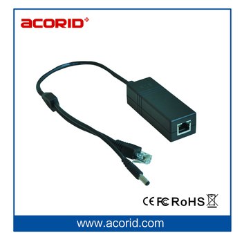 High Quality 155w Poe Adapter Cable,Poe Splitter Power Supply