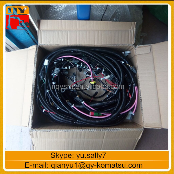 Electric Parts Zx330 Excavator Wire Harness 0003836 - Buy Wire
