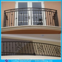 Wrought Iron Balcony Railing,Balcony Wood Railing Designs