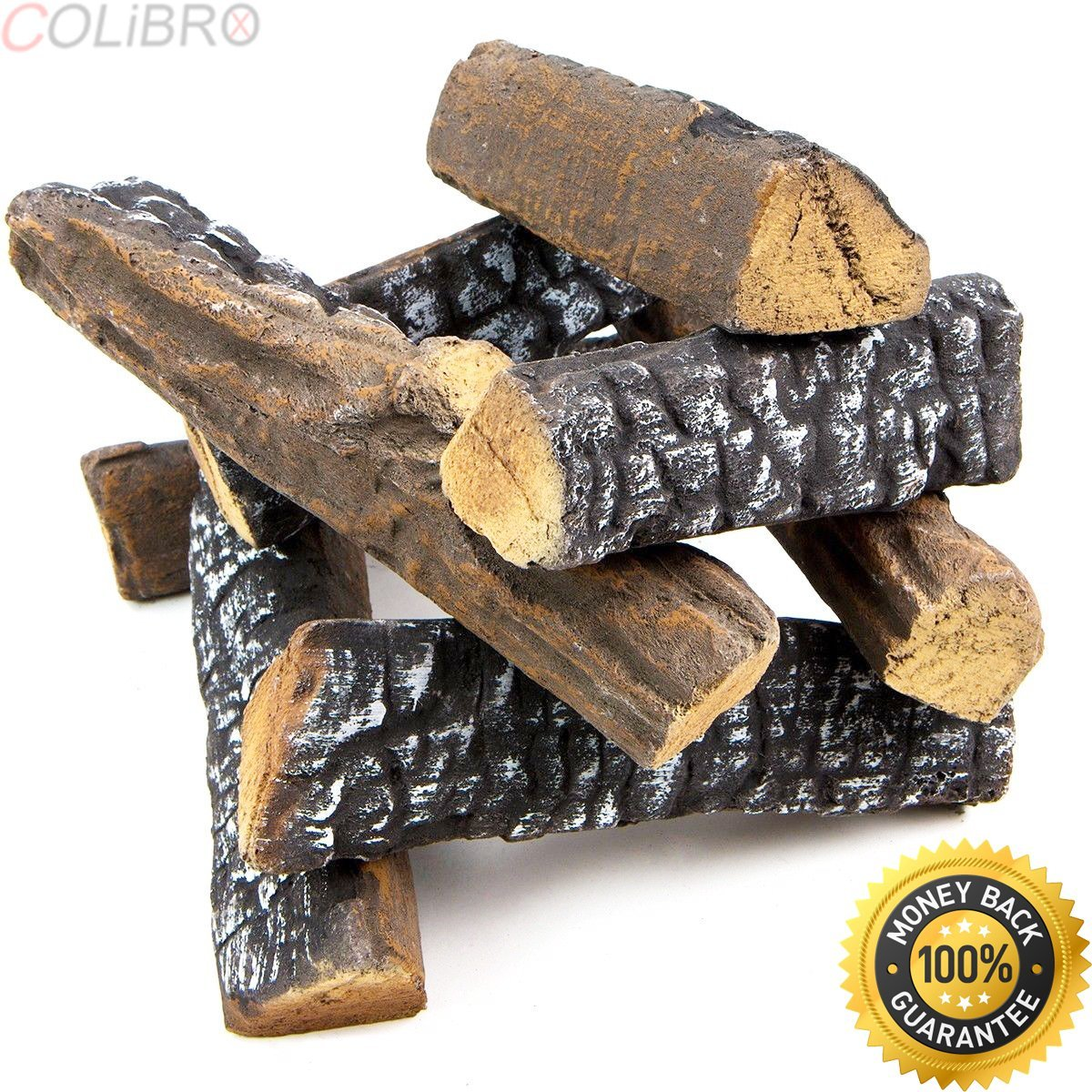 Ceramic Logs For Gas Fireplace Cheap Logs For Gas Fireplace Find Logs For Gas Fireplace Deals On