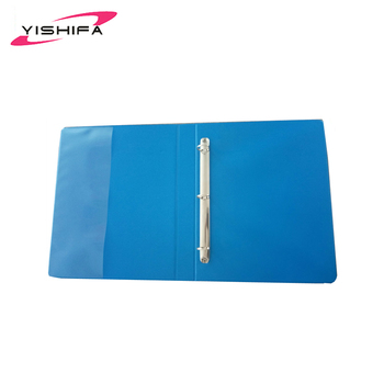 Office Stationery Eco Friendly Plastic 3 Ring 2 Inch Binder Lever