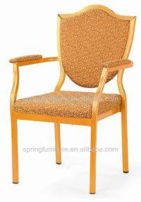 luxe gouden banket stoel ct-934-metalen stoelen-product-ID ...