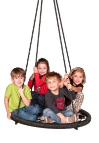Outdoor Bird Nest Rope Swing Chair, View bird swing chair ...